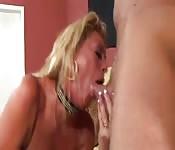Dude ass fucked horny babe