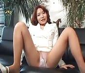 Beautiful Japanese woman fucked