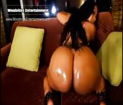 Jasmine Bunee's ass!!!!