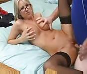 Bree Olson schizza