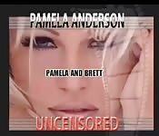 Pamela Anderson and Brett Micheals uncensored