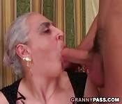 Granny sluts still got it