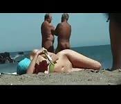 Plaża nudystów otwarta dla wszystkich