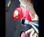 Car fucking Indonesians
