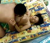 Indonesian teen beauty banging