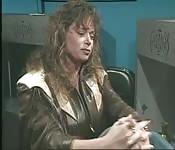 Tracy Adams in a classic skin flick