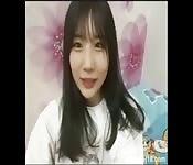 Asian girl amazing webcam solo porn