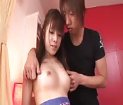 Asian hometeacher fuck her student