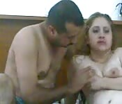 Bhabhi makes love in a hotel room