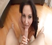 Ava Addams knows what to do with a dick
