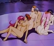 Anime fuck fest