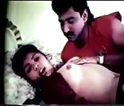 Hot vintage Indian foreplay