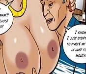 preferito cartone animato porno