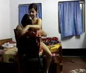 Hot Indian home fucking