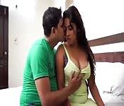 Indian amateur couple