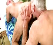 Experienced men with hard dicks