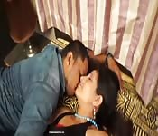 Bhabhi seduced in her sleep