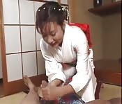 Asian Maid Fucked