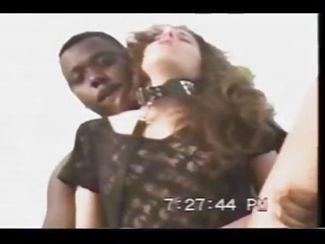 Blanc épouses baise noir