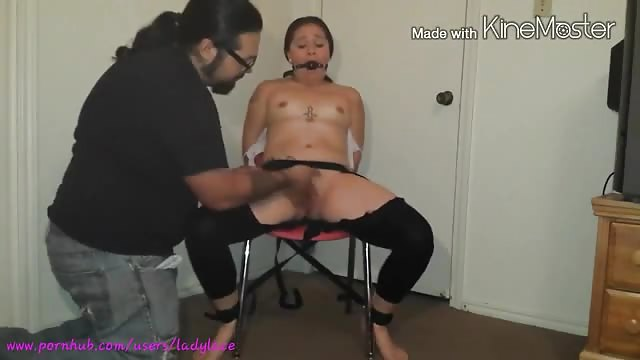 Young native american girl licking pussy