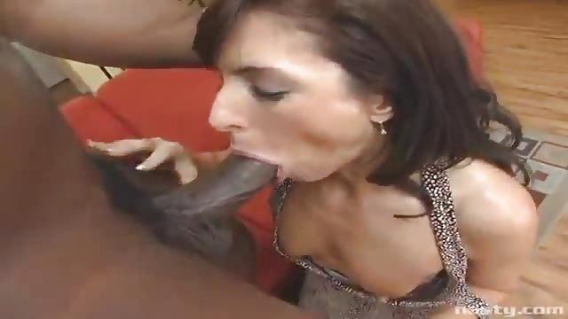 moeder en BBC Porn