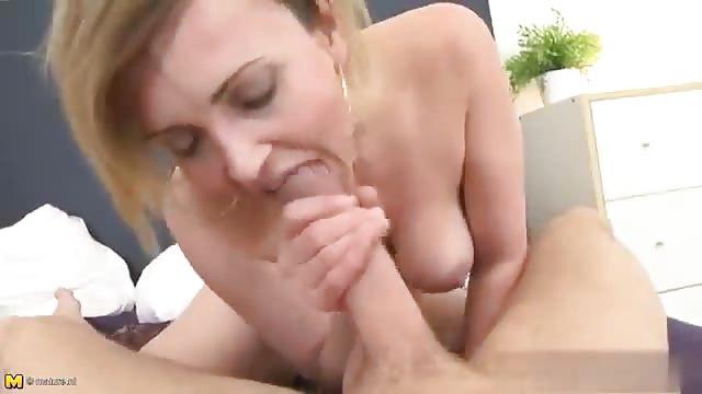 Mamme casting porno