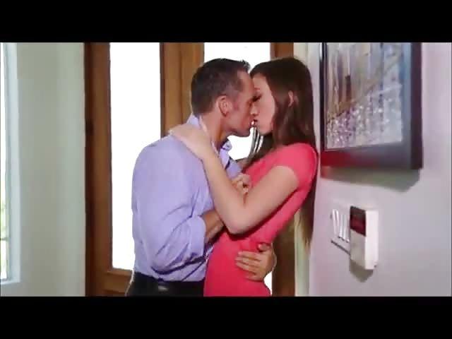 Romantic love sex video