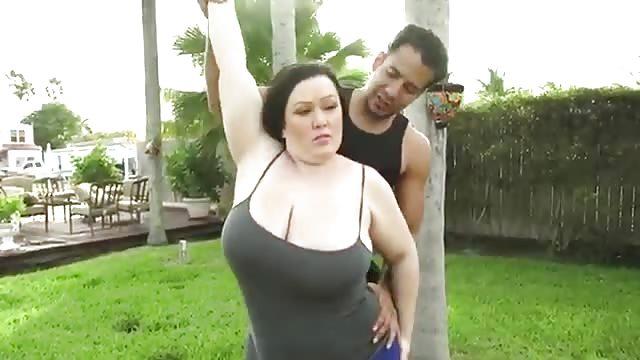 BBW πορνό ταινία