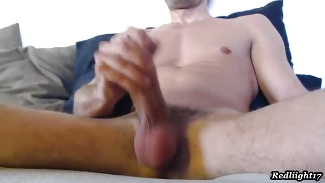 Jerking off big cocks