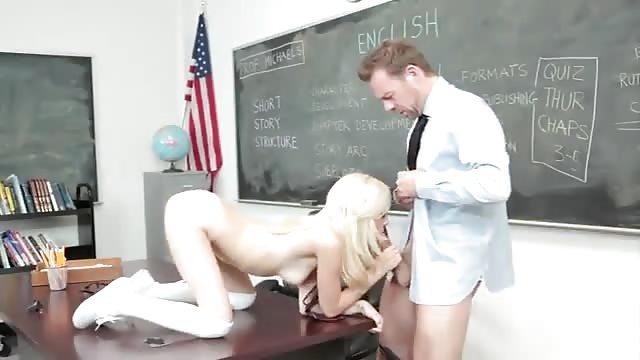 Teacher Fucks Student