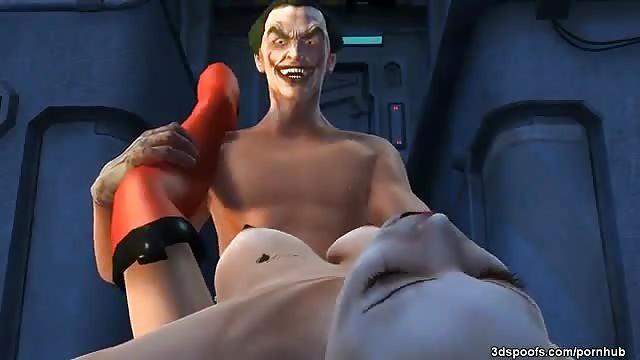Video XXX animazione 3D