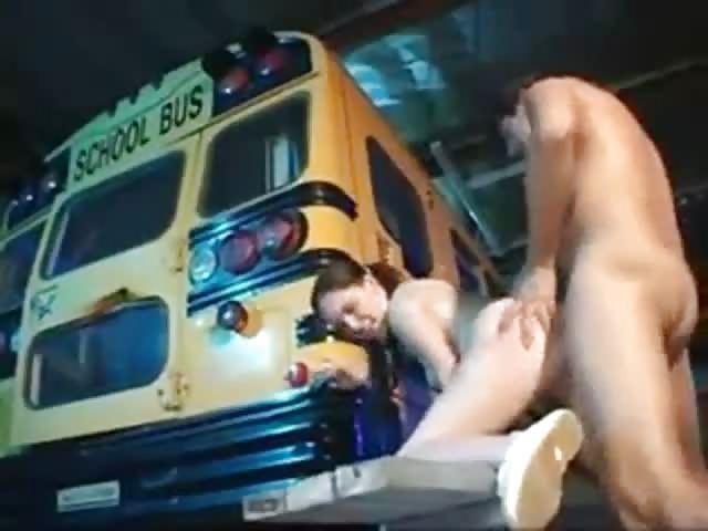 Gay Sex na autobus Bigg prsia