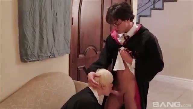 Harry potter porno