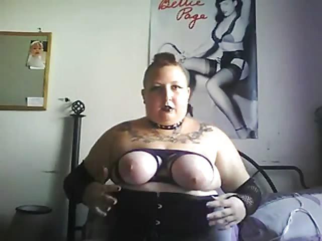 Kinky bbw slut
