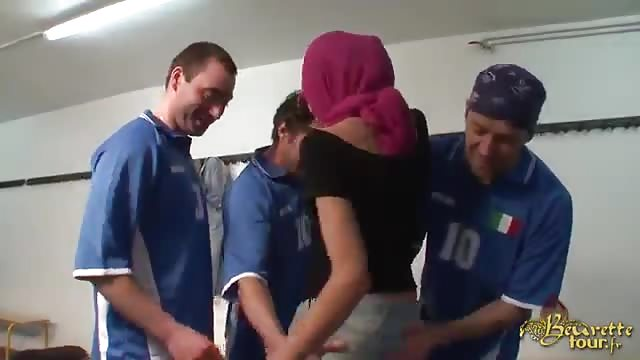 Recommend Muslims gangbang porn