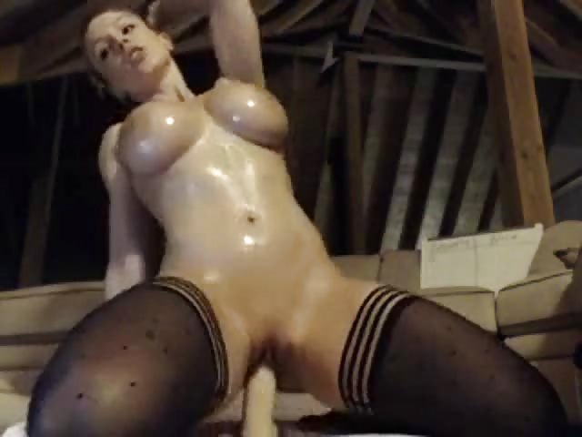 big tit milf masturbating orgasm
