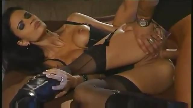 French Maid Gangbang