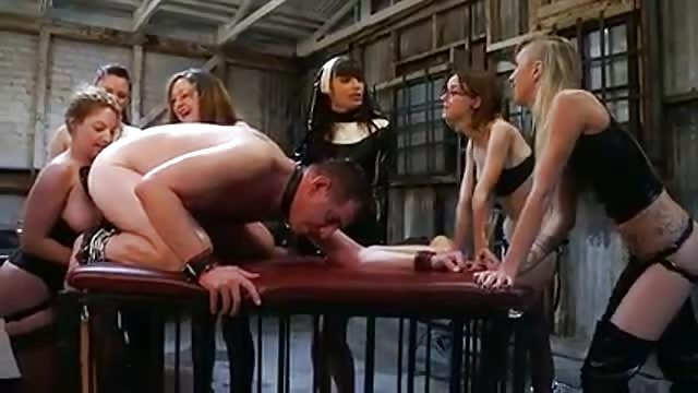 Slave girls being punished what words