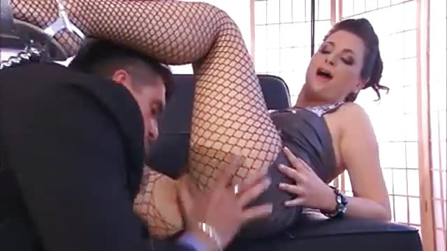 Mummy milf gets a big cock