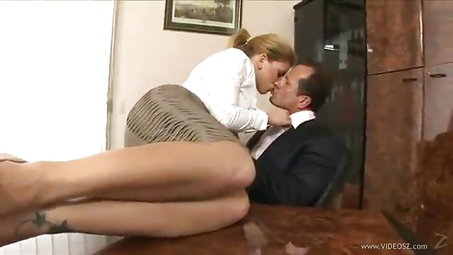 Hot sexy horny office sex milf