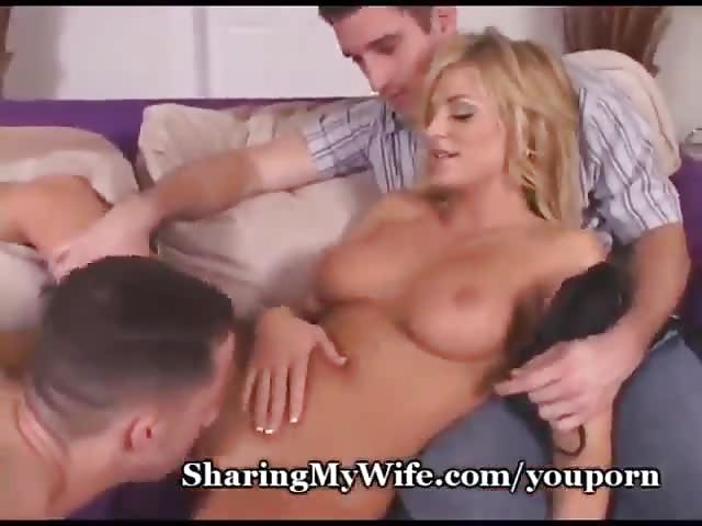 Sharing my wife porno