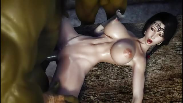 Cartoni animati mostro porno video