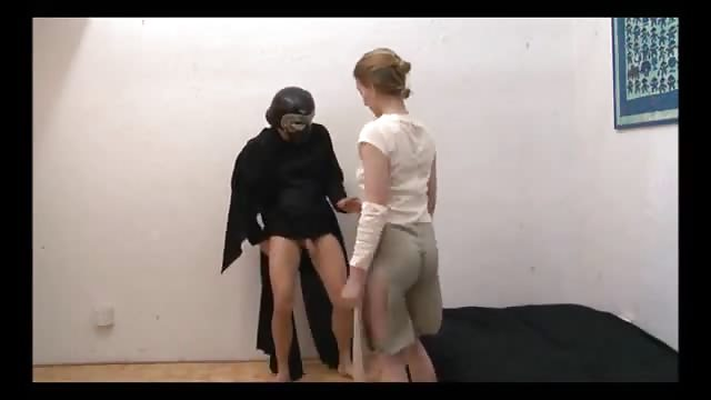 Star Wars Female Domination Parody