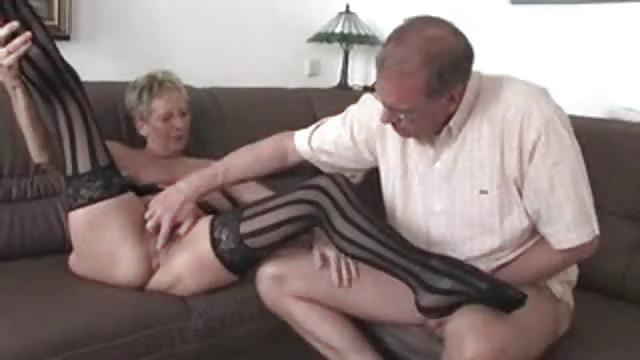 Granny Fat Cock