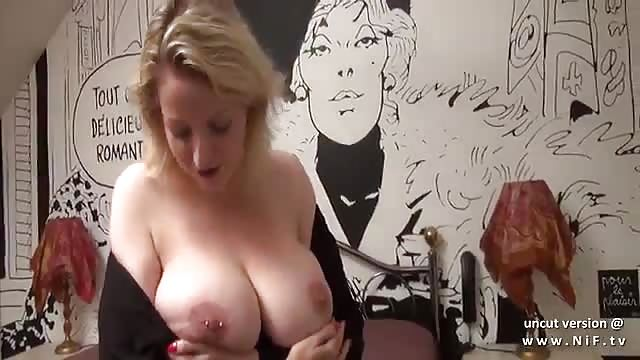 Geil in panty